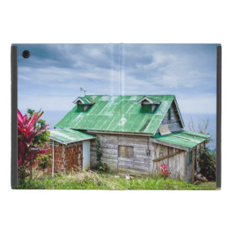 the green roof cases for iPad mini