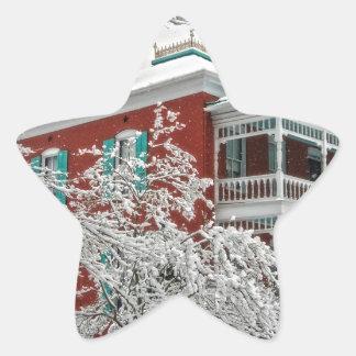 The Green Roof Inn Star Sticker