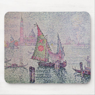 The Green Sail, Venice, 1904 Mouse Pad