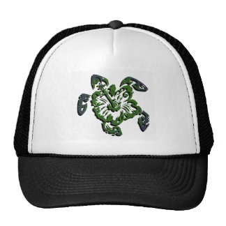 THE GREEN SEATURTLE HATS