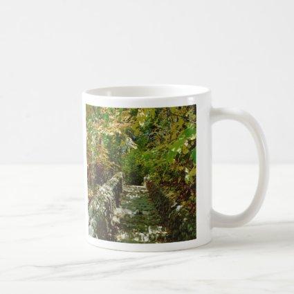 The Green Stairway Mug