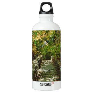 The Green Stairway Water Bottle