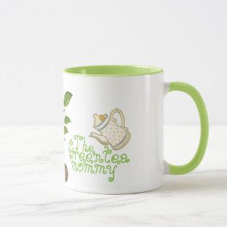 The Green Tea Mommy Mug