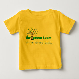 The Green Team Nature Club Infant T-shirt