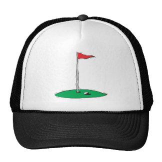 The Green Trucker Hat