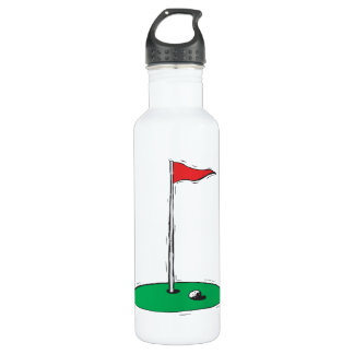 The Green Water Bottle