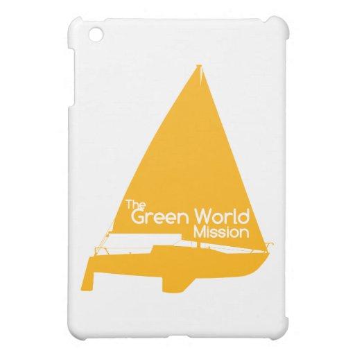 The Green World Mission iPad Mini Case