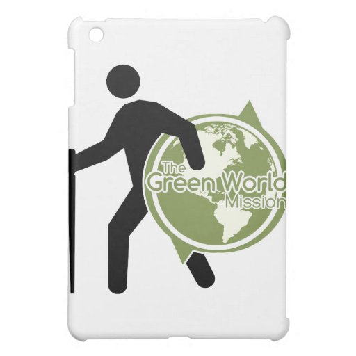 The Green World Mission iPad Mini Covers