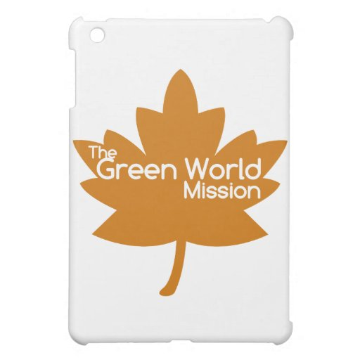 The Green World Mission Cover For The iPad Mini
