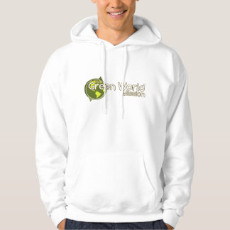 The Green World Mission - Mountains Hoodie