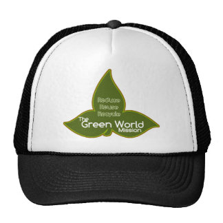 The Green World Mission Trucker Hat