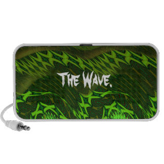 The Green X Wave. PC Speakers
