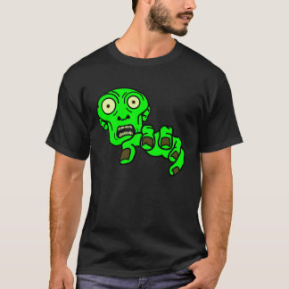 The Green Zombie T-Shirt
