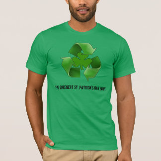 The Greenest St. Patrick's Day Shirt