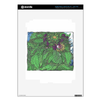 The Greenman TEO.png Decal For iPad 3