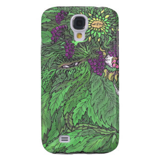 The Greenman TEO.png Samsung Galaxy S4 Cover