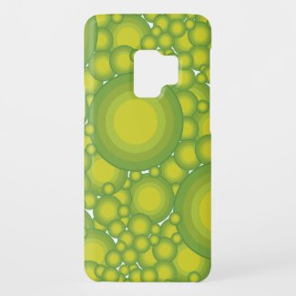 The Greens bubbles Case-Mate Samsung Galaxy S9 Case