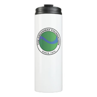 The Greenway Foundation Logo Thermal Tumbler