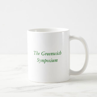 The Greenwich Symposium Become who you are Mug
