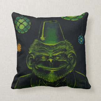 """The Greeter Polyester Throw Pillow 16"""" x 16"""""""