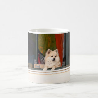 The Greeting Committee Coffee Mug