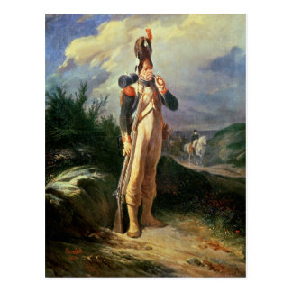 The Grenadier Guard, 1842 Postcard