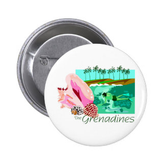 The Grenadines Pin