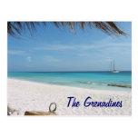 The Grenadines postcard
