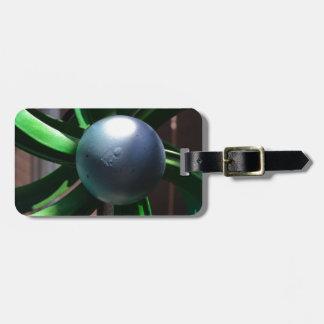 The GRENN Wheel Bag Tag