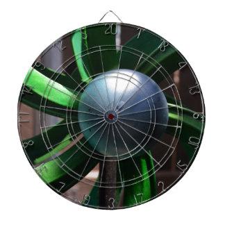 The GRENN Wheel Dart Boards