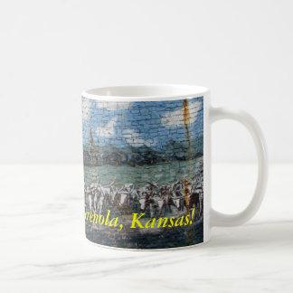 The Grenola, Kansas Coffee Mug! Classic White Coffee Mug