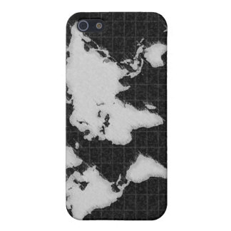 The Grey Atlas iPhone 5 Case
