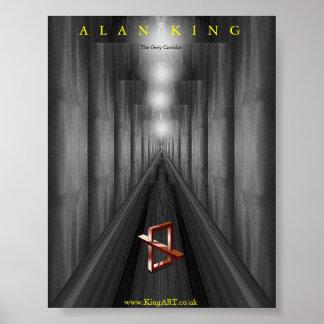 The Grey Corridor Poster