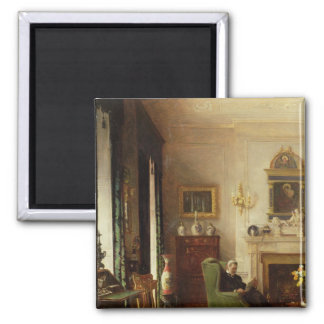 The Grey Drawing Room Magnet