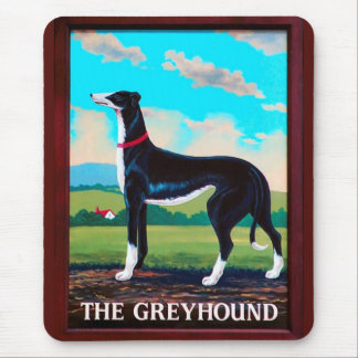 The Greyhound Mouse Pad