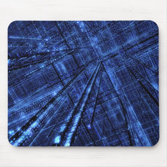 The Grid Mousepad