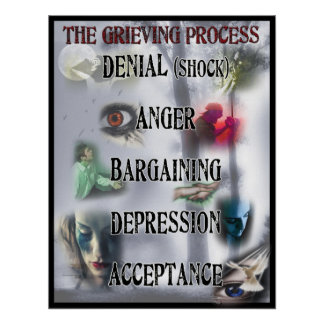 The Grieving Process Print