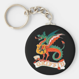 The Griffin Keychain