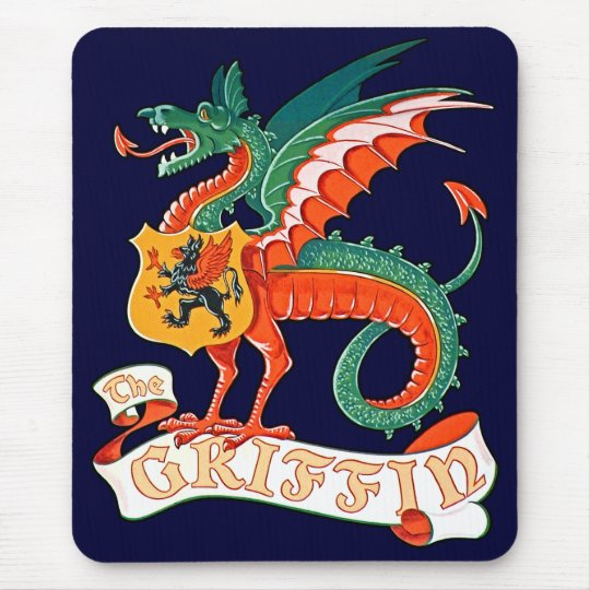 The Griffin Mouse Pad