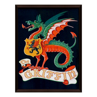 The Griffin Poster