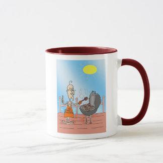 THE GRILL MASTER COFFEE MUG