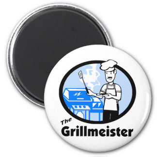 The Grillmeister Magnets