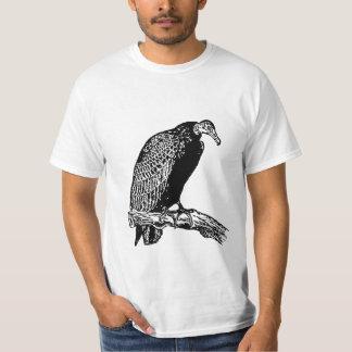 The Grim Buzzard - a perfect Birthday Tshirt! Tshirts