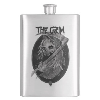 THE GRIM FLASK