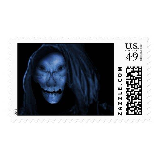 The Grim Reaper Postage