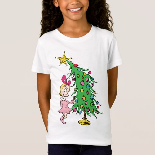 The Grinch  Ive Been Cindy_Lou Who Good T_Shirt