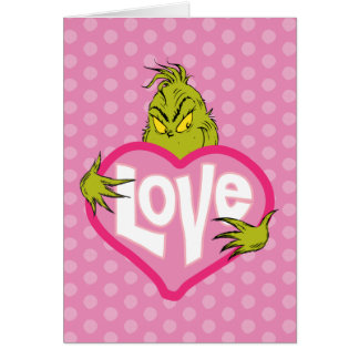 The Grinch | Love Card