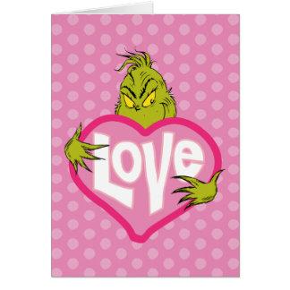 The Grinch | Love Card