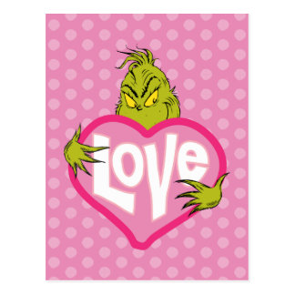 The Grinch | Love Postcard