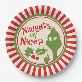 The Grinch | Naughty or Nice